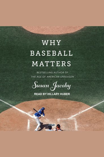 Why Baseball Matters - cover