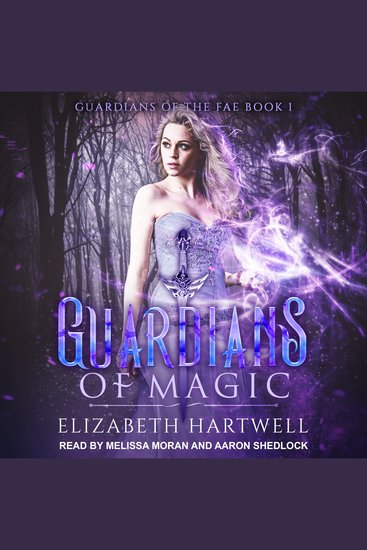 Guardians of Magic - Guardians of the Fae Book 1 - cover