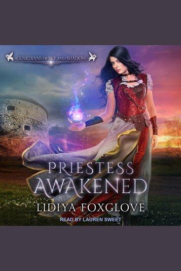 Priestess Awakened - cover
