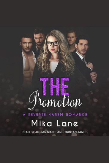 The Promotion - A Reverse Harem Romance - cover