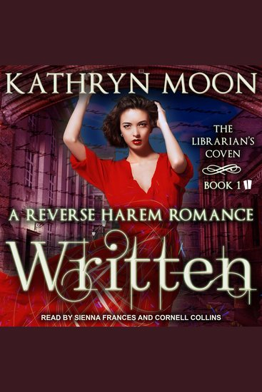 Written - The Librarian's Coven Book 1 - cover