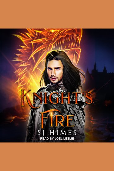 Knight's Fire - Scales of Honor Book 1 - cover