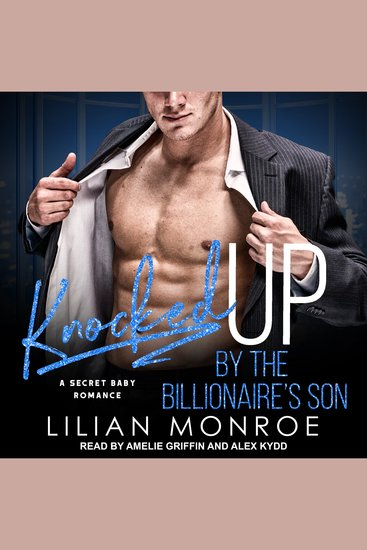 Knocked Up by the Billionaire's Son - cover