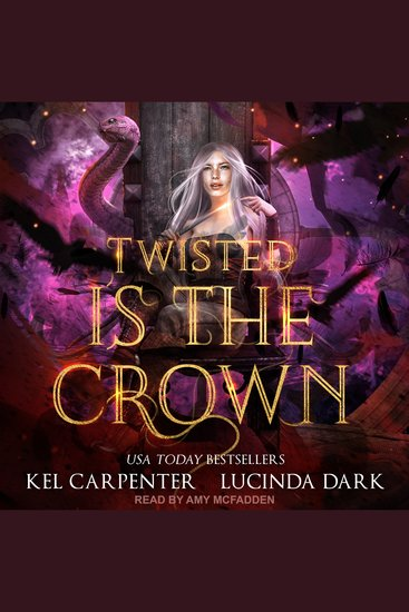 Twisted is the Crown - cover