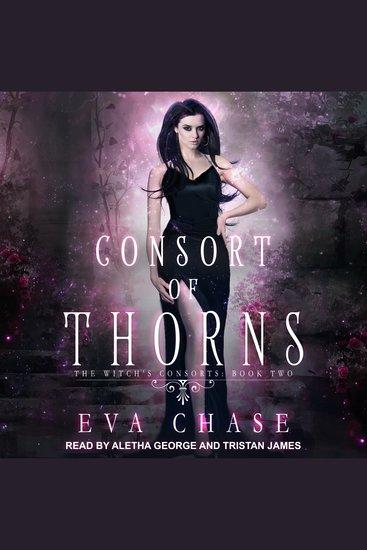 Consort of Thorns - A Paranormal Reverse Harem Novel - cover