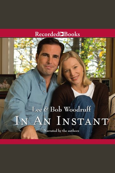 In an Instant - A Family's Journey of Love and Healing - cover