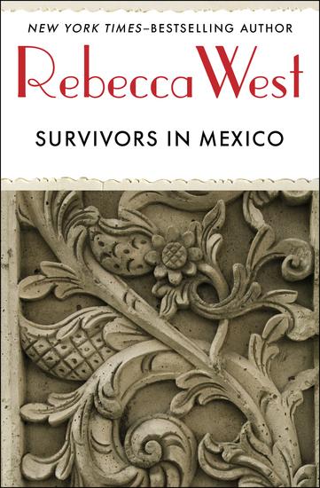 Survivors in Mexico - cover