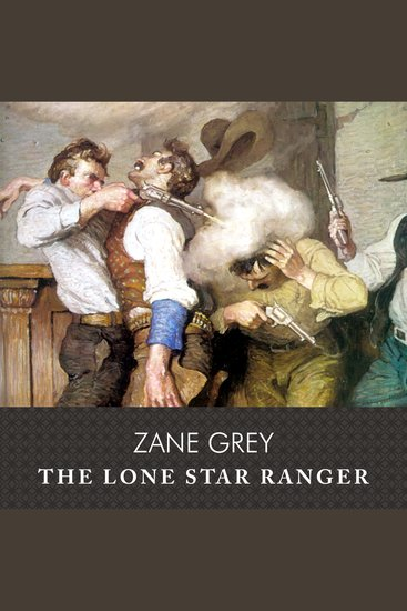 The Lone Star Ranger - cover