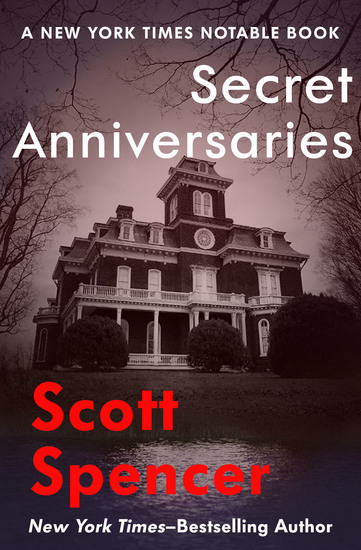 Secret Anniversaries - cover