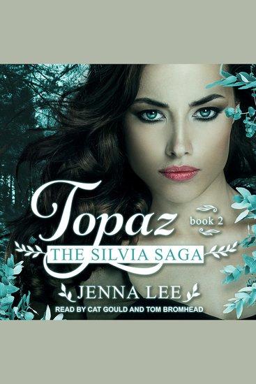 Topaz - The Silvia Saga - cover