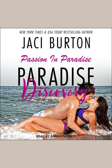Paradise Discovery - cover