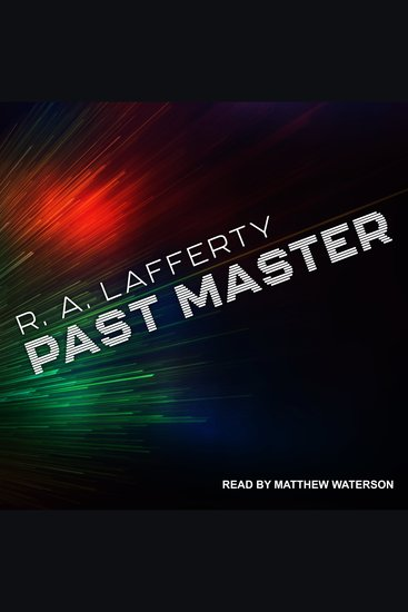 Past Master - cover