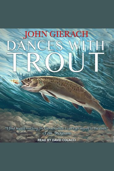 Dances With Trout - cover