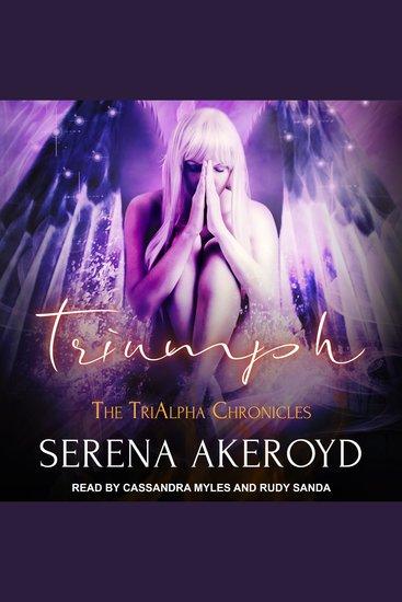 Triumph - The TriAlpha Chronicles Book 4 - cover