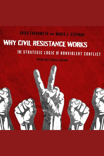 Why Civil Resistance Works - The Strategic Logic of Nonviolent Conflict - cover