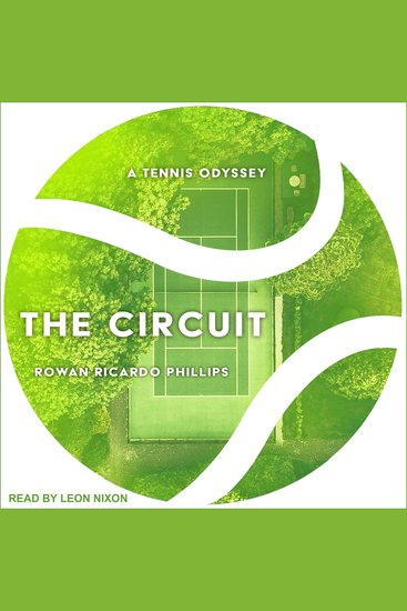 The Circuit - A Tennis Odyssey - cover