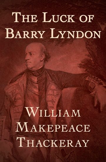 The Luck of Barry Lyndon - cover