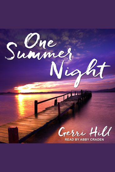 One Summer Night - cover