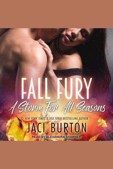 Fall Fury - cover