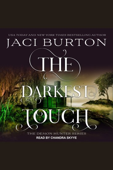 The Darkest Touch - cover
