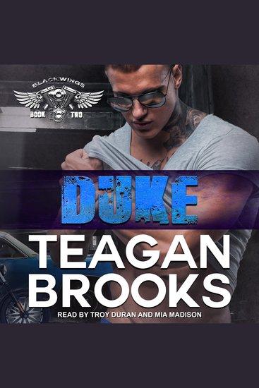 Duke - Blackwings MC Series # 2 - cover