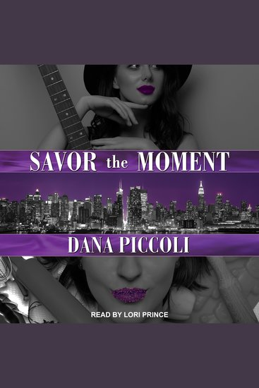 Savor the Moment - cover