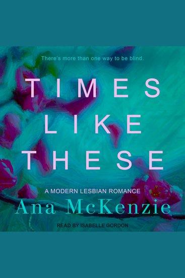 Times Like These - A Modern Lesbian Romance - cover