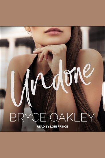 Undone - cover