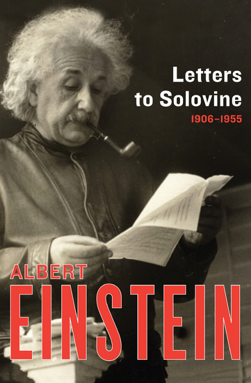 Letters to Solovine - 1906–1955 - cover