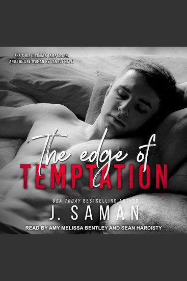 The Edge of Temptation - cover