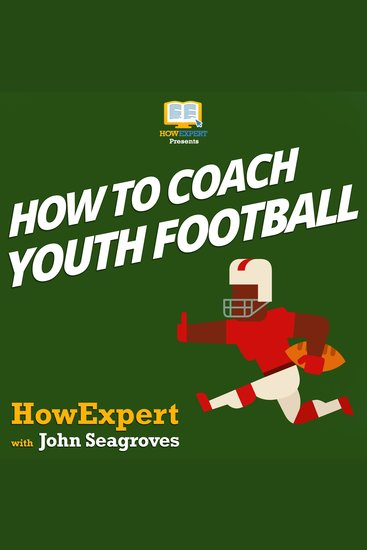 How To Coach Youth Football - cover