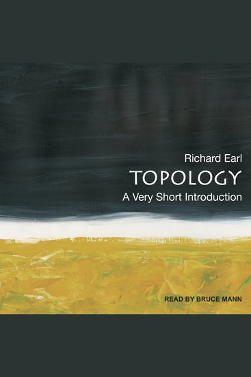 Topology - A Very Short Introduction - cover