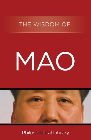 The Wisdom of Mao - cover
