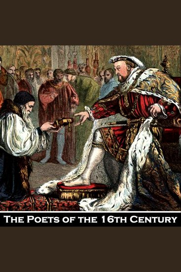 The Poetry of the 16th Century - cover