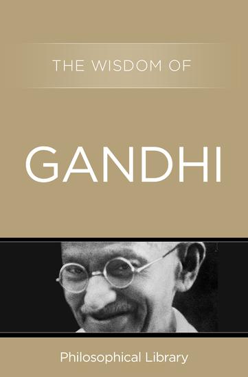 The Wisdom of Gandhi - cover