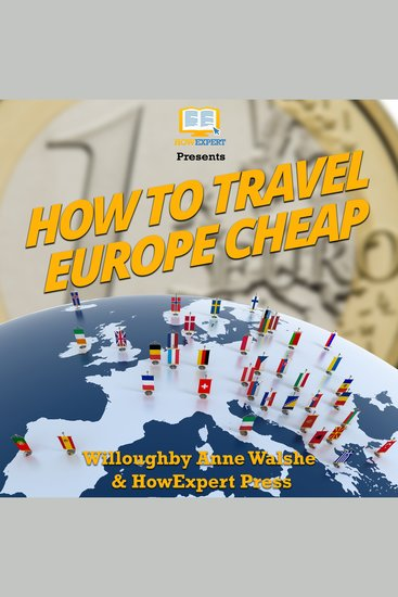 How To Travel Europe Cheap - cover