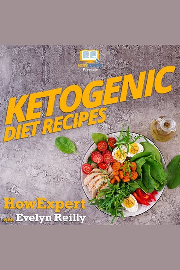 Ketogenic Diet Recipes - cover