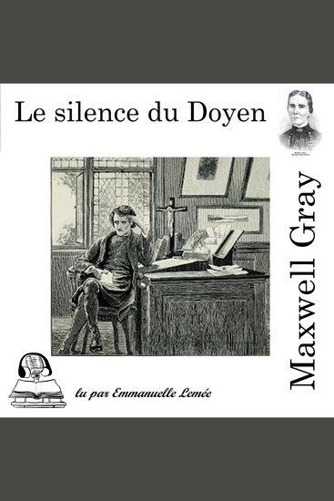 Le silence du Doyen - cover