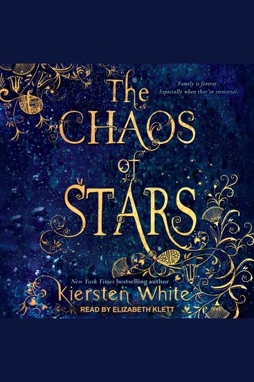 The Chaos of Stars - cover
