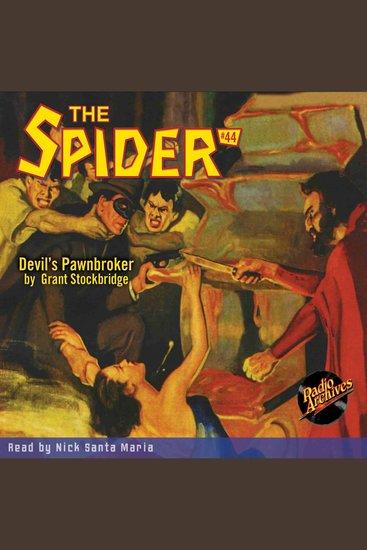 Devil's Pawnbroker - cover