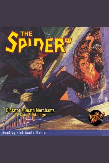 Dictator's Death Merchants - cover