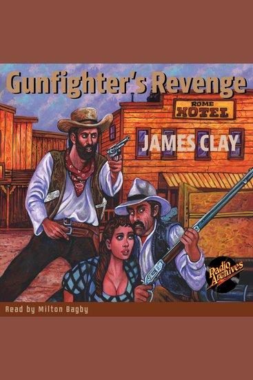 Gunfighter's Revenge - cover