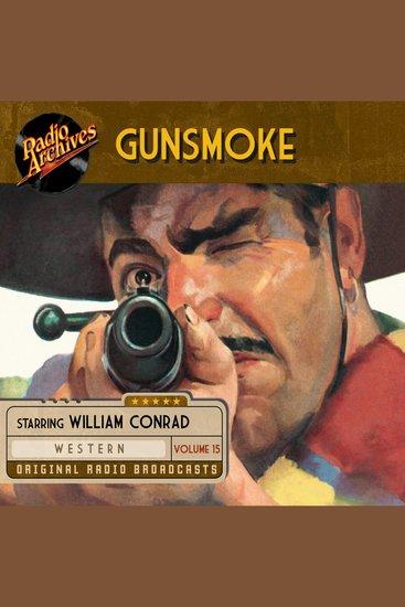 Gunsmoke Volume 15 - cover