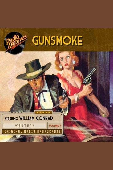 Gunsmoke Volume 9 - Western - cover