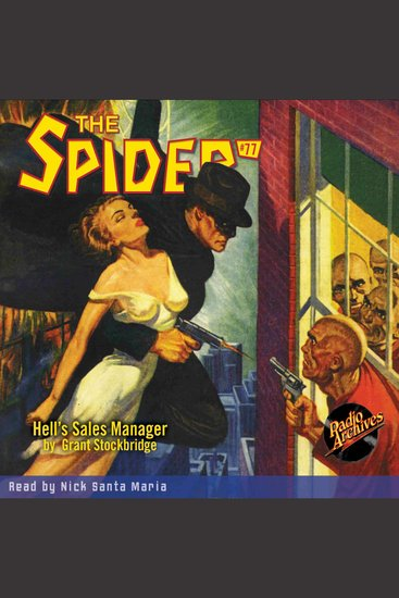 Hell's Sales Manager - cover