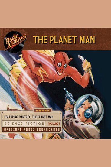 The Planet Man Volume 1 - cover