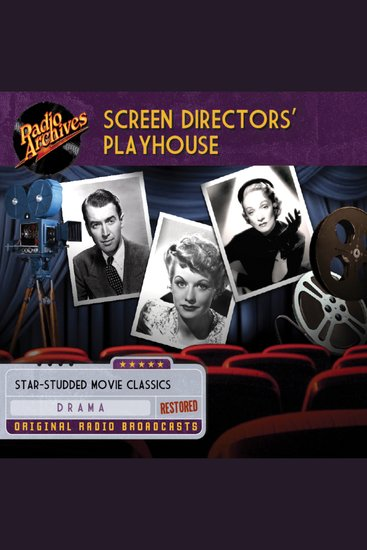 Screen Director's Playhouse - cover