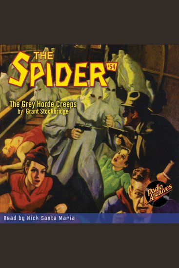 The Grey Horde Creeps - cover
