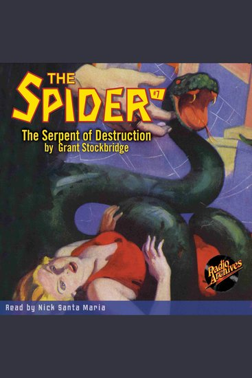 The Serpent of Destruction - cover