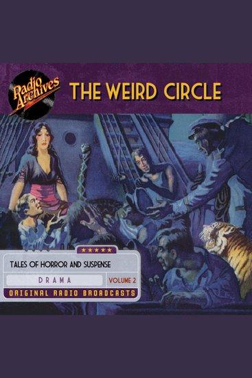 The Weird Circle Volume 2 - cover